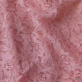 Дантела цветя - праскова